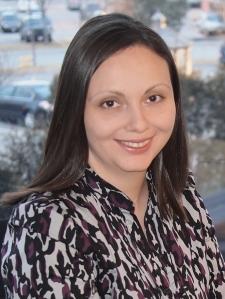 Photograph of Marina Zhurakhinskaya