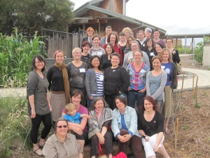 AdaCamp Melbourne attendees