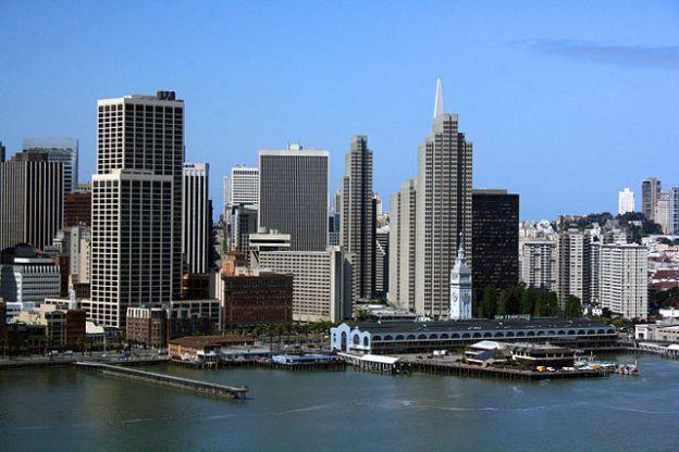 Photograph of the San Francisco cityscape