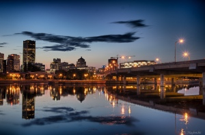 Photograph of Lachine Canal