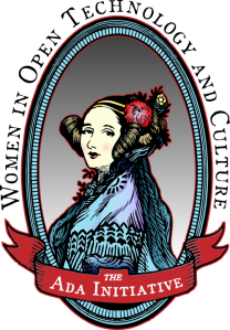 New Ada Lovelace sticker