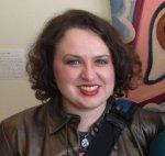 Photograph of Andrea Horbinski