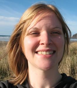 Photograph of Sarah Sharp