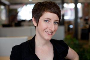 Photograph of Sarah Stierch