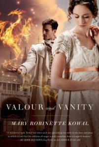 Valour and Vanity  bookcover
